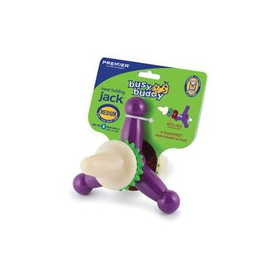 Premier Pet Products Premier Pet Busy Buddy Jack Dog Toy, Medium