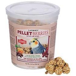 Lafeber Company BLA71540 Cockatiel Pellet-Berries 12.5Oz Tub