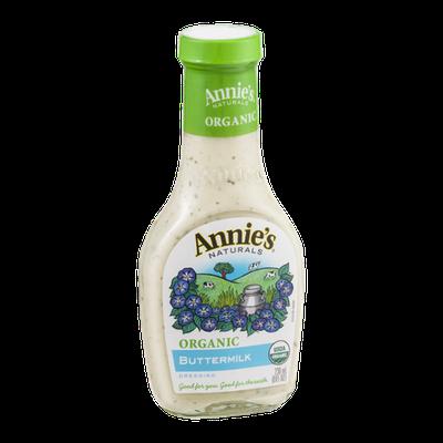 Annie's® Naturals Organic Buttermilk Dressing
