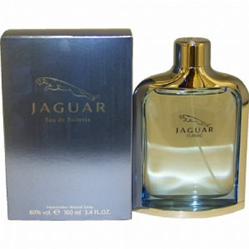 Jaguar Classic Eau de Toilette Spray, 3.4 fl oz