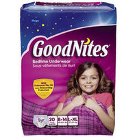 Huggies® Goodnites Underpants for Girls