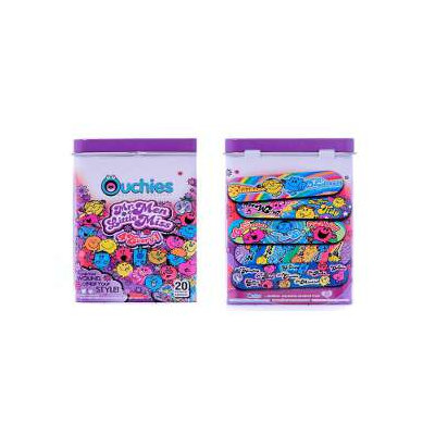 Ouchies Bandages Mr. Men and Little Miss 4 Every1, 20 ct