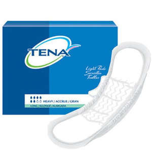 Tena Light Pads Heavy, Long 126ea, # 41609