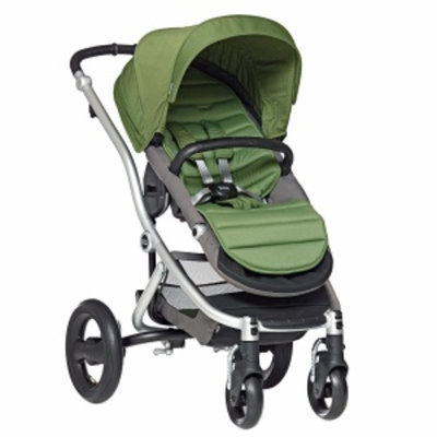 Britax Affinity Complete Stroller, Cactus Green, Silver, 1 ea