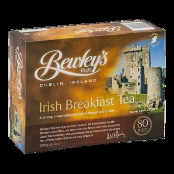 Bewley's Irish Breakfast Tea Bags - 80 CT