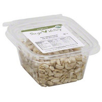 Generic Sage Valley Raw Cashew Pieces, 8 oz (Pack of 6)