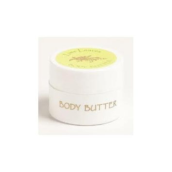 Camille Beckman Body Butter 1/4 Oz., Lime Leaves