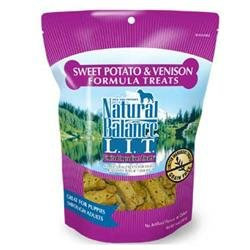 Natural Balance Limited Ingredient Treats - Venison & Sweet Potato Formula