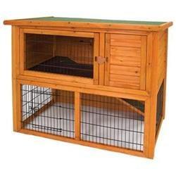 Ware Mfg. Inc. Rabbit Cage: Ware Premium Plus Penthouse Hutch