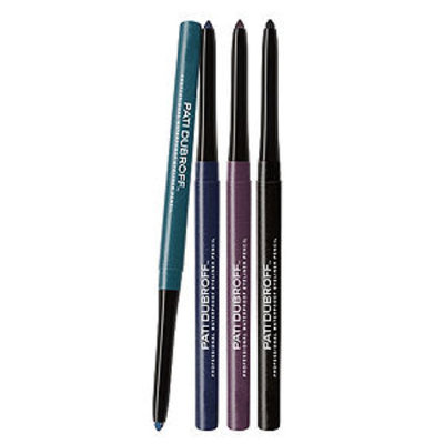 Pati Dubroff Graphic Line: Cool Tones Professional Waterproof Eyeliner Collection, 1 ea