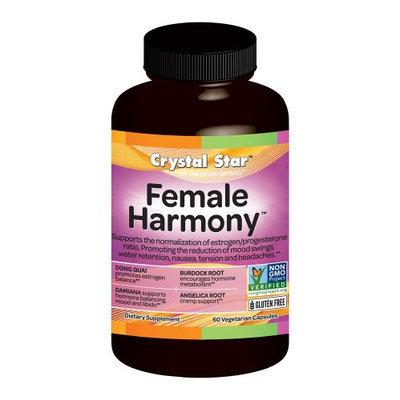 Crystal Star Female Harmony - 90 - Capsule [Health and Beauty]