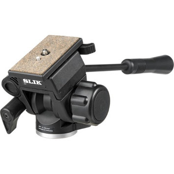 Slik 504QF-II-HEAD Fluid Effect Pan Head with Quick Relase