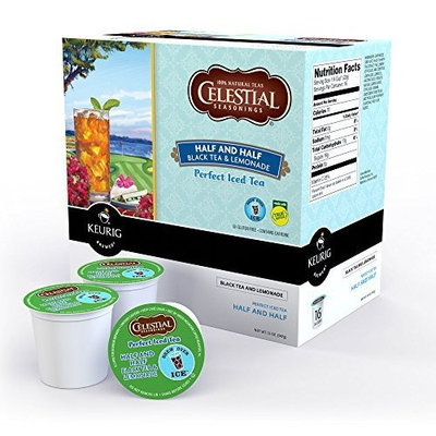 Celestial Seasonings Iced Tea K-Cups Half And Half