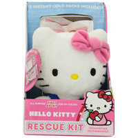 Hello Kitty Pink First Aid Kit - 73 Count