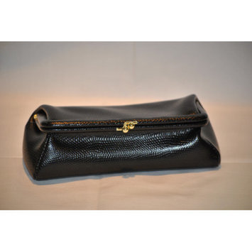 Budd Leather Lizard Cosmetic Case