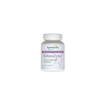 Transformation Enzymes ReleaseZyme -- 100 Capsules
