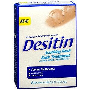 Desitin Soothing Rash Bath Treatment