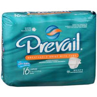 First Quality Prevail Adult Incontinence Underwear Premium Large