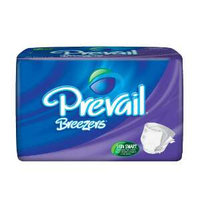First Quality Breezer Byprevail Brief-Regular in White