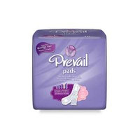 First Quality Products Inc. Prevail Bladder Control Pads, Maximum long, 39 pads