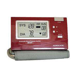 Advocate 402XL Arm Blood Pressure Monitor with Extra Large Cuff