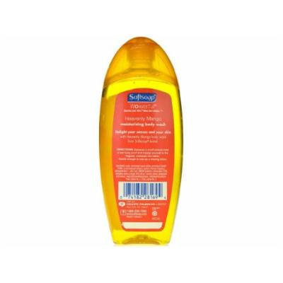 Softsoap Heavenly Mango Moisturizing Body Wash, 7.5 Fl Oz