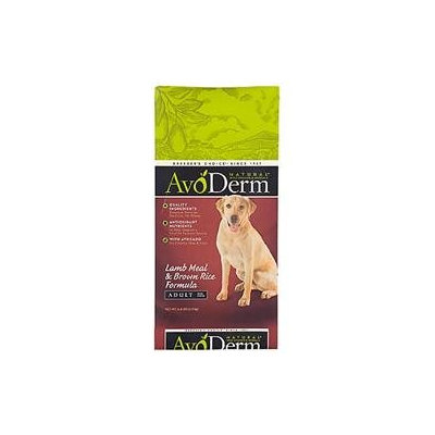 Avoderm Natural Dog Food - Lamb & Brown Rice