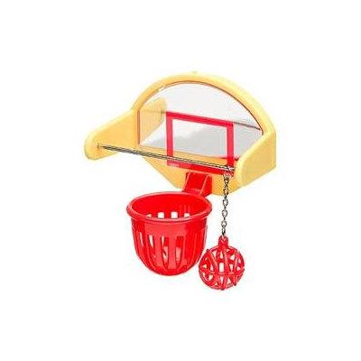 Jw Pet Company Inc 31092 Birdie Basketball Toy