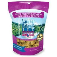 Tural Balance Pet Foods Inc Natural Balance Limited Ingredient Treats - Venison & Sweet Potato Formula
