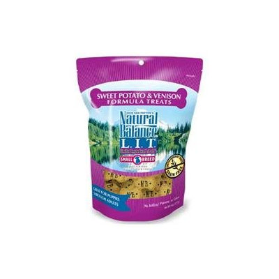 Tural Balance Pet Foods Inc Natural Balance Limited Ingredient Treats - Venison & Sweet Potato Formula