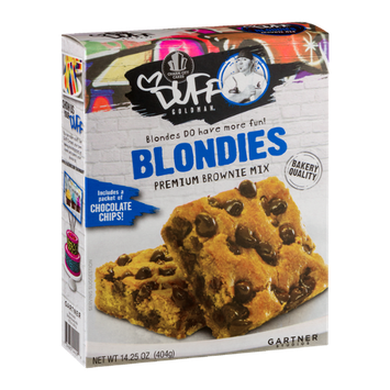 Duff Goldman Blondies Premium Brownie Mix