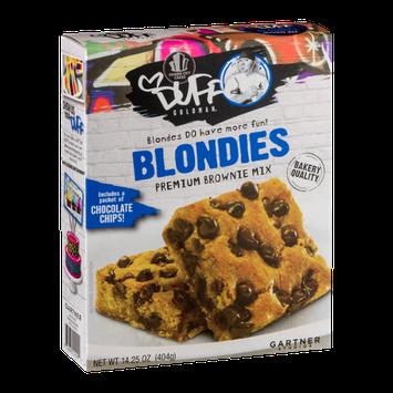 Duff Goldman Blondies Premium Brownie Mix