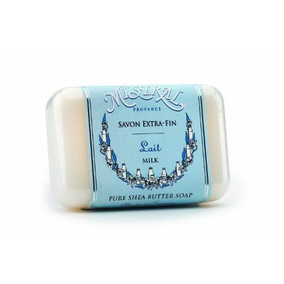 Mistral Travel Soap, Milk, 50 g