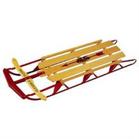PARICON Paricon 48-Inch Flexible Flyer Steel Runner Sled