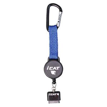 iCat Reel iT Retractable Reel Leash for iPhone - Blue (11018CP-C23)