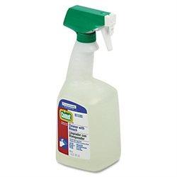 Pg Comet Cleaner w/Bleach, 32oz. Trigger Spray Bottle, 8/carton