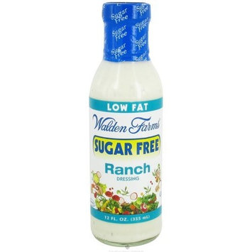 Walden Farms Sugar Free Ranch Salad Dressing