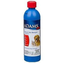 Adams Plus Flea and Tick Shampoo with Precore
