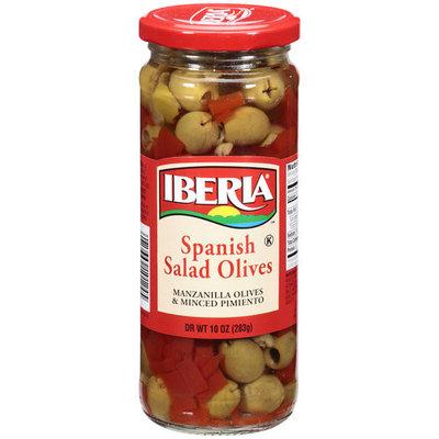 Iberia Spanish Salad Olives, 10 oz