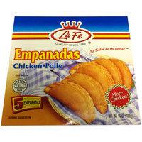 La Fe Chicken Empanadas, 5 count, 14 oz