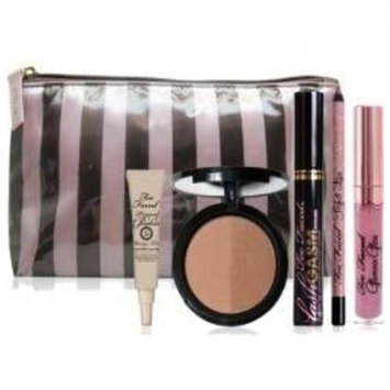 Too Faced Cosmetics Poolside Primping Makeup Collection 5 piece