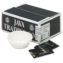 Java Trading Company Coffee Hazelnut Crem Portion Packs, 1 1/2