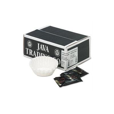 Java Trading Company Coffee Hazelnut Crem Portion Packs, 1 1/2