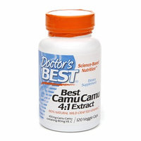 Doctor's Best Camu Camu 4:1 Extract