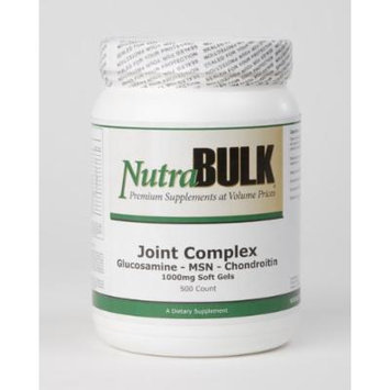 NutraBulk Super Joint Complex 250 Count