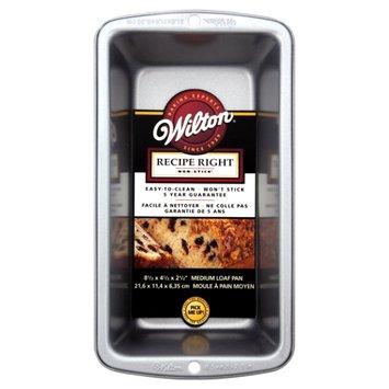 Wilton Recipe Right Medium Loaf Pan