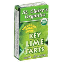St Claire's St. Claire's Organics, Lime Tarts, .48-Ounce Boxes (Pack of 12)