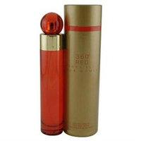 Perry Ellis 360 Red Eau De Parfum Spray, 3.4 oz