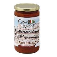Gina Rispoli BCA89106 Arrabbiata Sauce 12 x 24 oz