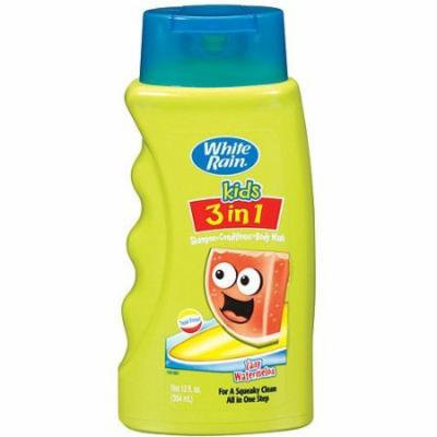 White Rain Kids 3in1 Watermelon Shampoo, 12 fl oz